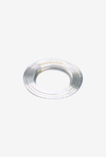 Fotasy CAM42 Screw Mount Camera Adapter Ring (Silver)