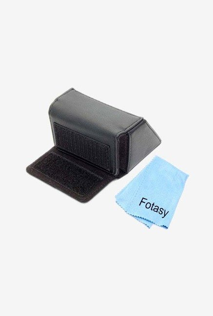 Fotasy DH30 Hood For Canon Camcorder Lcd Screen (Black)
