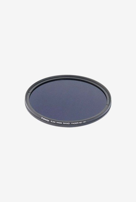 Fotasy Fader 72mm Adjustable Fader ND Filter (Black)