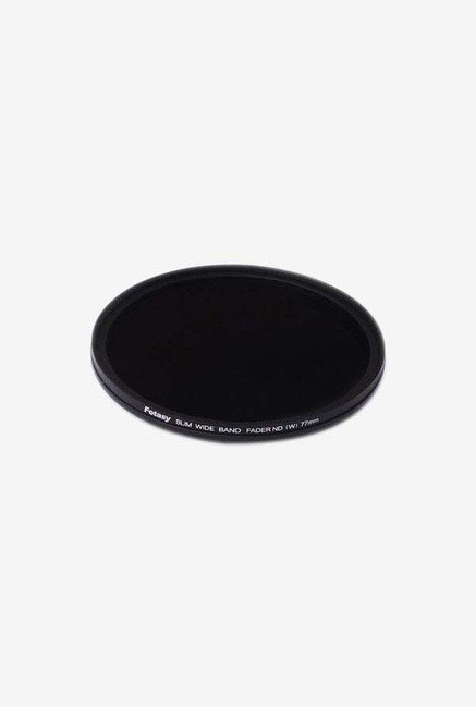 Fotasy Fader 77Mm Multi-Coated Super Slim Filter (Black)