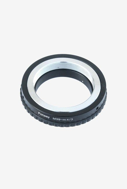 Fotasy AM39 Lens Mount Camera Adapter (Black)