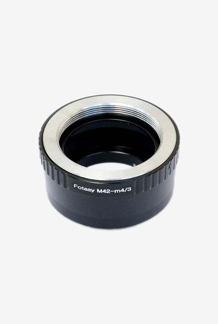 Fotasy AM42 Lens Mount Camera Adapter (Black)