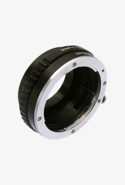 Fotasy AMAF Lens Mount Camera Adapter (Black)