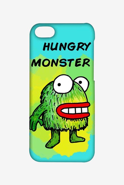 Kritzels Hungry Monster Case for iPhone 5C