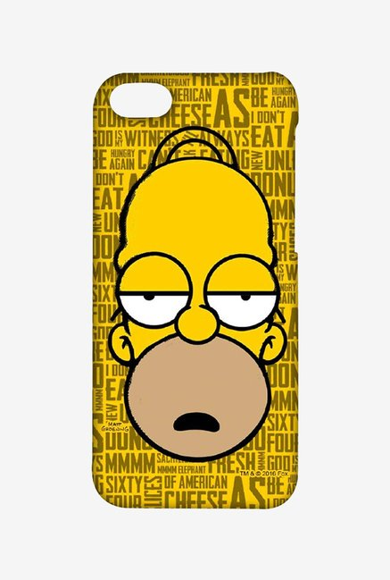 Simpsons Homer Says Case for iPhone 5C
