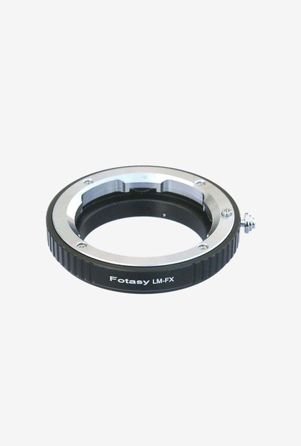 Fotasy FXLM Pro Lens Mount Camera Adapter (Black)