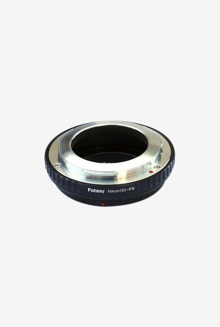 Fotasy FXRF Lens Mount Camera Adapter (Black)