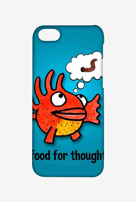 Kritzels Food For Thought Case for iPhone 5C
