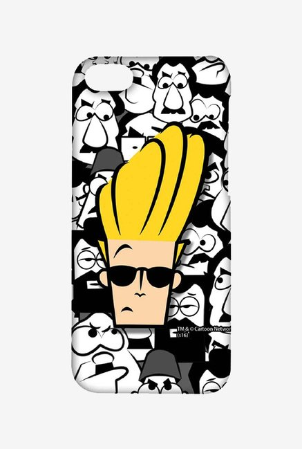 Johnny Bravo Doodle Case for iPhone 5C
