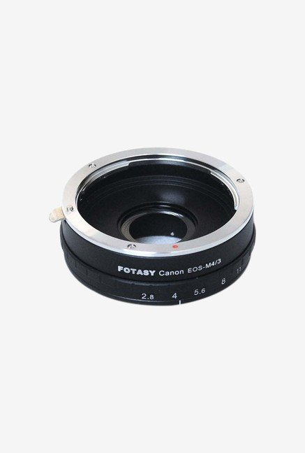 Fotasy AMEA Lens Mount Camera Adapter (Black)