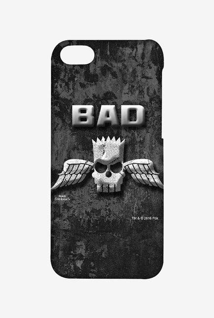 Simpsons Cracked Wall Bart Case for iPhone 5C