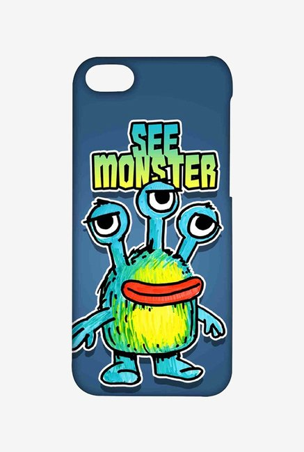 Kritzels See Monster Case for iPhone 4/4s