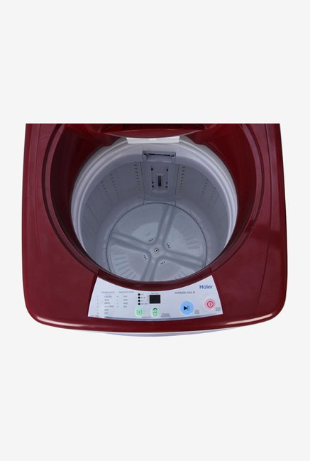 Haier HWM 58-020 5.8kg Fully Automatic Washing Machine (Red)