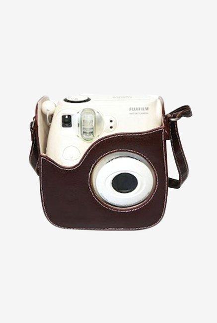 Fujifilm Leather Case for Instax mini 25 Camera (Brown)