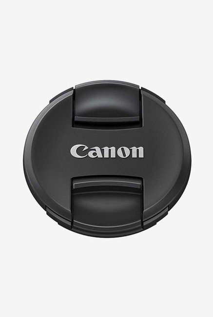 Canon E-72 II 72mm Lens Cap (Black)