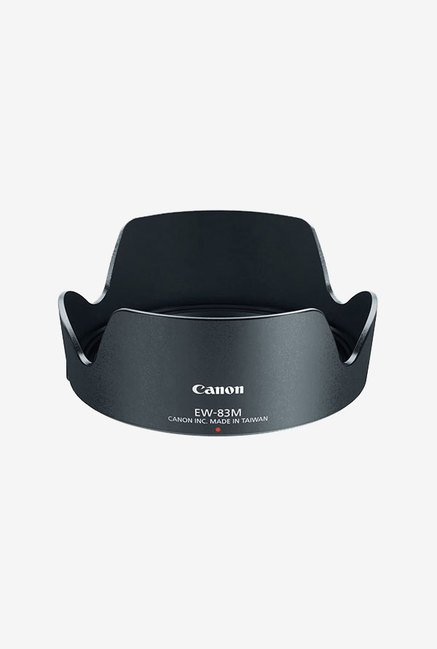 Canon Lens Hood EW-83M for EF 24-105mm f/3.5-5.6 (Black)
