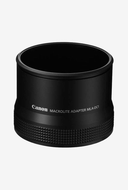 Canon MLA-DC1 Macro Lite Adapter for PowerShot G1 X (Black)