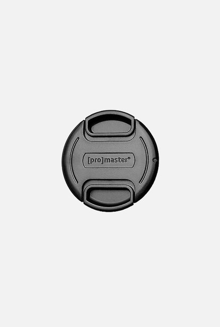 Promaster 62mm Systempro Professional Lens Cap (Black)