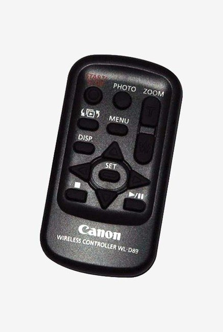 Canon WL-D89 Wireless Controller (Black)