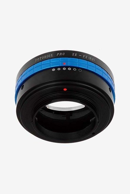 Fotodiox Pro Lens Mamiya Ze Mount Adapter to Fujifilm Camera