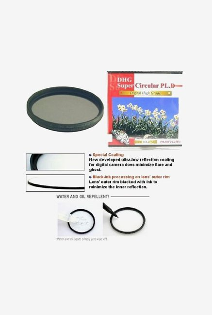 Marumi 52mm DHG Super Circular Polarizer Filter (Black)