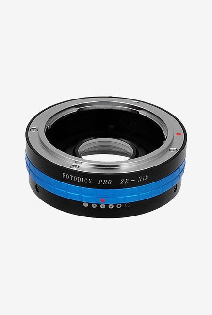 Fotodiox Pro Lens Mamiya Ze Mount Adapter to Nikon Camera