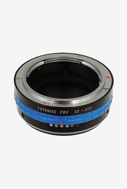 Fotodiox Pro Lens Mamiya Ze Mount Adapter to Olympus Camera