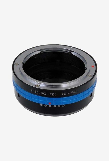 Fotodiox Pro Lens Mamiya Ze Mount Adapter to Sony Nex Camera
