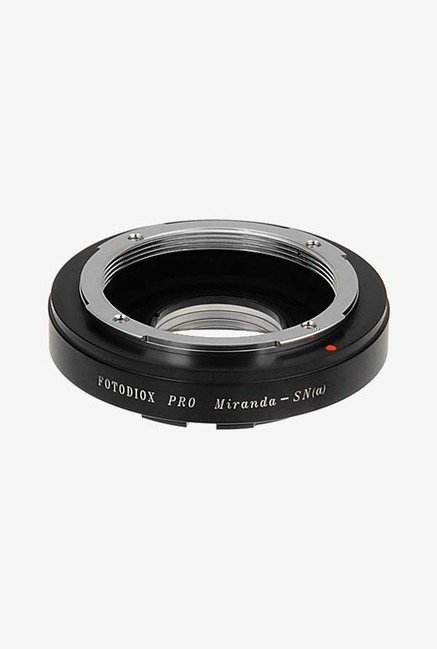 Fotodiox Pro Miranda Lens Adapter for Sony Alpha DSLR Camera