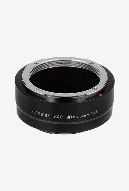 Fotodiox Pro Miranda Lens Adapter for Sony Nex E-Mount