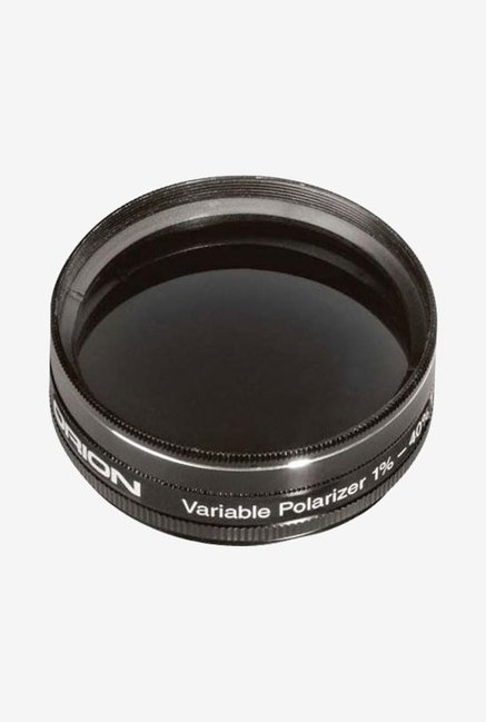 Orion 5562 Variable Polarizing Eyepiece Filter (Black)