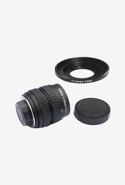 Fotasy TV Movie Lens and Adapter Kit (Black)