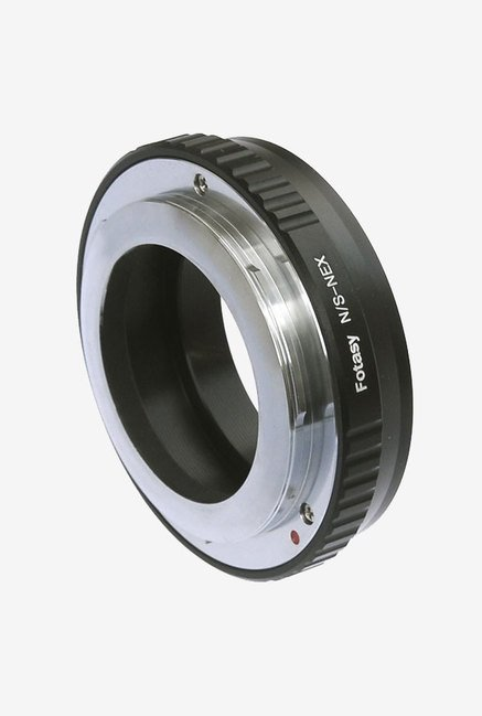 Fotasy NARF Nikon Lens to Sony Camera Adapter (Black)