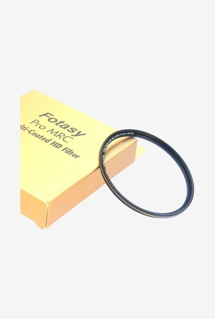 Fotasy MRCUV 67 mm Multi-Coated Filters (Black)