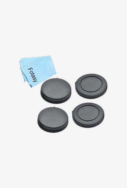 Fotasy N1C 2X Rear Lens Cover (Black)