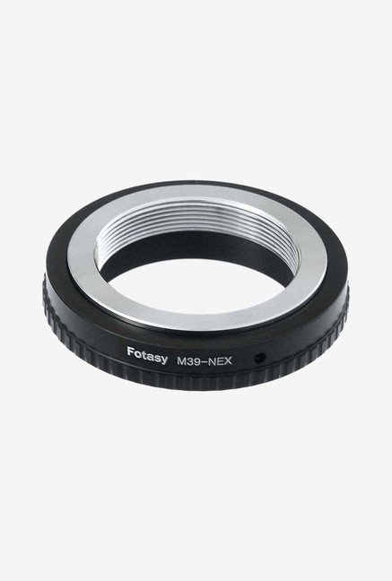 Fotasy NA39 Lens Mount Camera Adapter (Black)