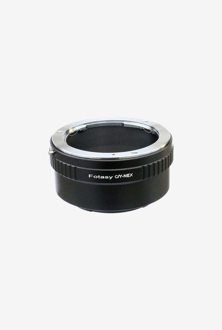 Fotasy NACY Lens Mount Camera Adapter (Black)