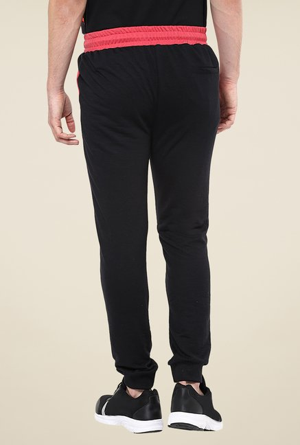Yepme Black Tryoon Trackpant