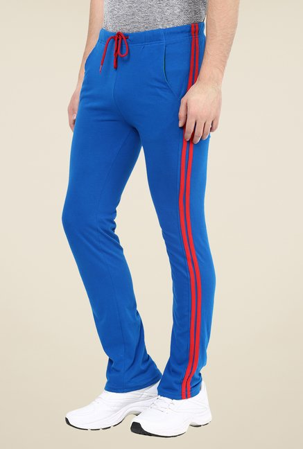 Yepme Blue Walfred Trackpant