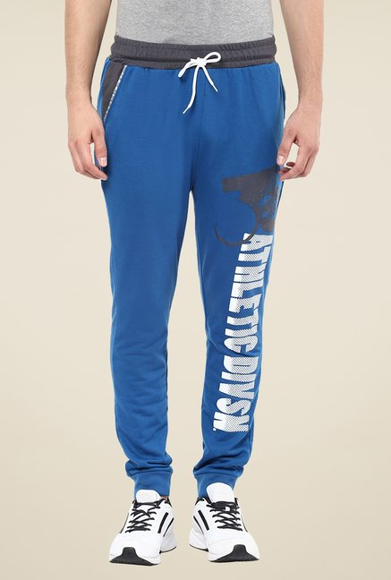 Yepme Blue Tryoon Trackpant