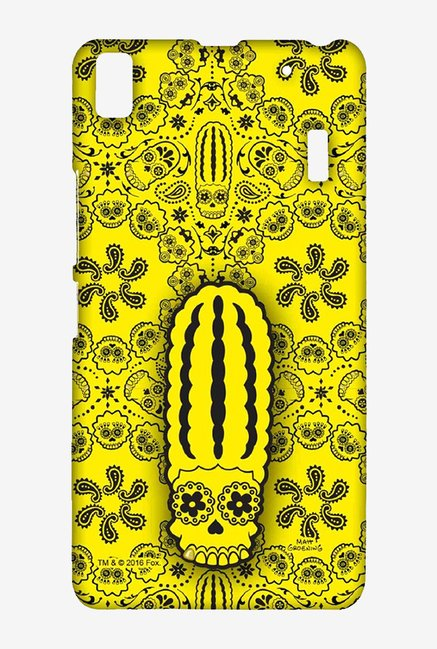 Simpsons Celtic Marge Case for Lenovo A7000