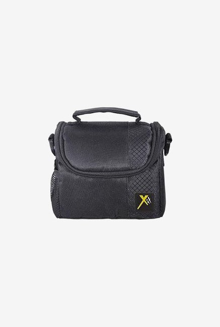 Xit Group XTCC1 Small Digital Camera & Video Case (Black)