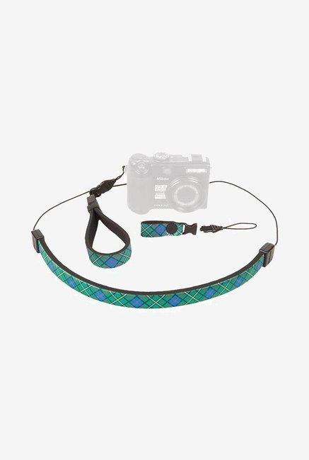 Op/Tech Usa 3400211 Compact Strap Trio (Plaid)