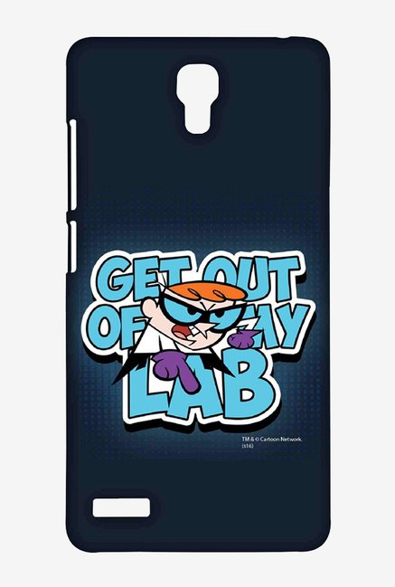 Dexter Get Out Of My Lab Case for Xiaomi Redmi Note 4G