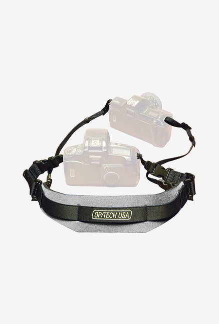 Op/Tech Usa 6511011 Reporter Strap (Steel)