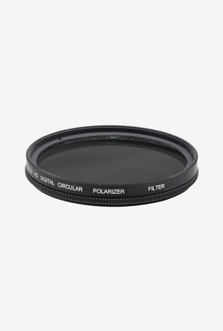 Xit Group 105 mm Camera Lens Polarizing Filter (Black)