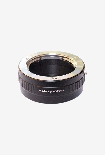 Fotasy AEMMD Minolta Lens Mount Camera Adapter (Black)
