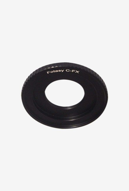 Fotasy AF16 Movie Lens Mount Camera Adapter (Black)
