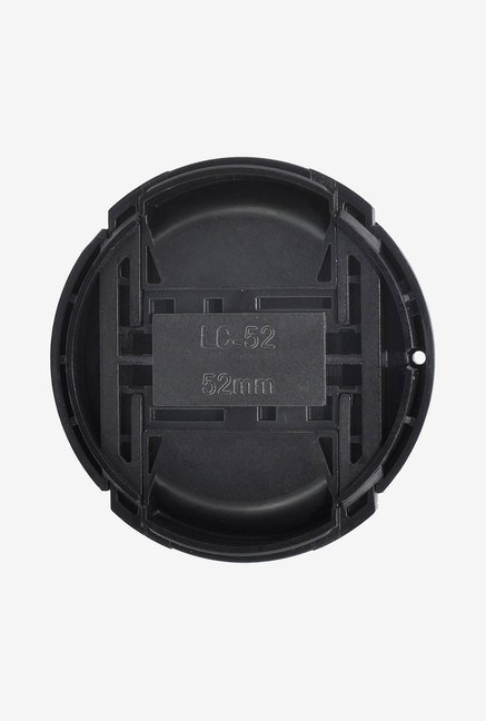 Xit Group 52 mm Snap On Lens Cap (Black)