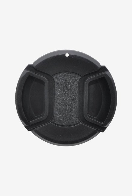 Xit Group 55 mm Snap On Lens Cap (Black)